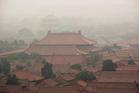 Smog over Beijing, China. Photo / Thinkstock