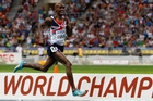 Britain's Mo Farah is out to win his first Commonwealth Games medal. Photo / AP