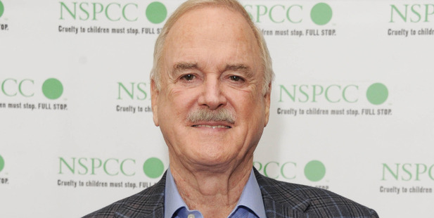 John Cleese. Photo / Getty Images