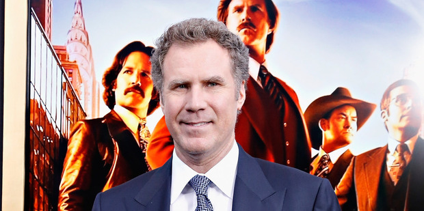 Actor Will Ferrell. Photo / Getty Images