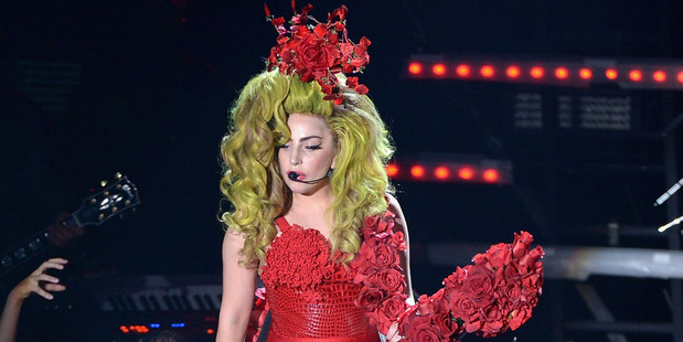 Lady Gaga. Photo / Getty Images