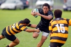 New Steamers midfielder Siaosi Iongi will be a real threat for Rangataua against Greerton Marist tomorrow. Photo / Andrew Warner
