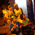 Brazil fans watch the game against Cameroon during the 2014 soccer World Cup at the Cantagalo favela in Rio de Janeiro, Brazil. Photo / AP