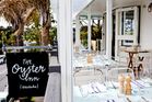 The Oyster Inn on Waiheke island. Picture / Babiche Martens.
