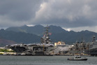 Rimpac - the Rim of the Pacific Exercise, a maritime warfare drill - is a big deal in the naval world.