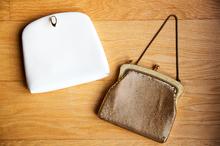 Vintage Oroton bags. Photo / Babiche Martens.