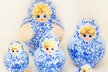 Matryoshka Russian nesting dolls. Photo / Babiche Martens.