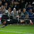 All Blacks halfback Aaron Smith scores against England. Photo / New Zealand Herald / Brett Phibbs