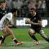All Blacks flanker Jerome Kaino in action against England. Photo / New Zealand Herald / Brett Phibbs