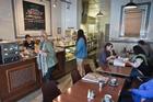 Raven & Cook Cafe, Epsom. Photo / Greg Bowker