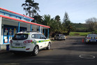 The scene of the stabbing at Mangere's Pacific Christian School.