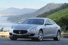 The Quattroporte Diesel has all the charms of other Maseratis -- and some of its own. Picture / Damien O'Carroll