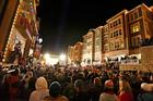 Park City, Utah, during the annual Sundance Film Festival.