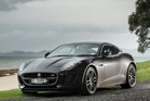 Stylish looks inside and out help make the Jaguar F-Type Coupe R something special. Pictures / Ted Baghurst