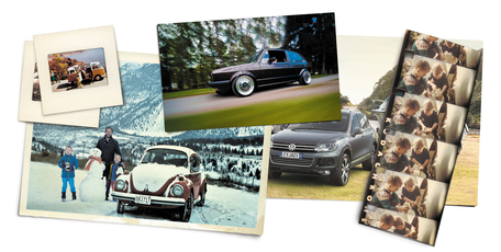 VW are collecting Kiwi's memories with their cars to celebrate their 60th year in NZ. Photo / Supplied