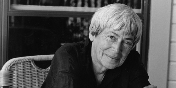 Ursula Le Guin says moving into poetry has taught her to write better. Photo / Marian Wood Kolisch