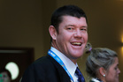 Just six months ago Ten needed the backing of three of its major shareholders - businessman James Packer is one of them. Photo / Getty Images