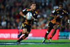 Aaron Cruden of the Chiefs. Photo / Anthony Au-Yeung
