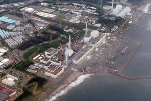 The glitchy water purifcation system has been restarted at the Fukushima Dai-ichi nuclear plant in Japan. Photo / AP
