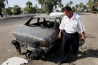 A Blackwater security detail in  Baghdad, Iraq left a trail of death and destruction.  Photo / AP