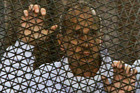 Journalist Peter Greste has been in custody since December. Photo / AP