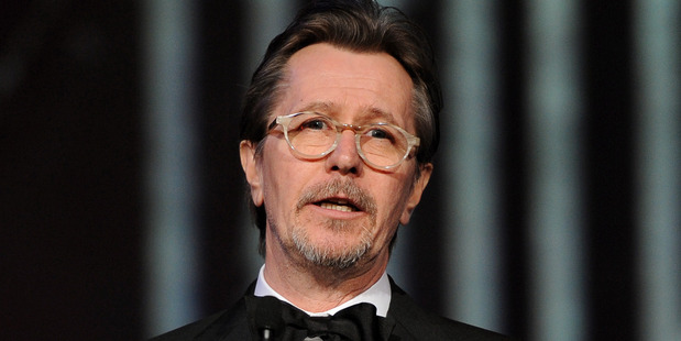 Gary Oldman. Photo / AP