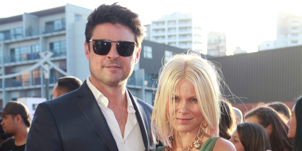 Karl Urban and Natalie Wihongi have announced their separation. Photo / Norrie Montgomery