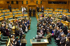 MMP has changed the make-up of New Zealand's Parliament radically. Photo/File