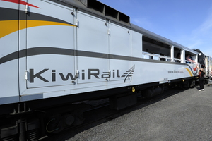 A 'hot-tempered' Kiwirail worker was rightly fired after allegedly slashing a co-worker's tyres, the ERA has ruled. Photo / File