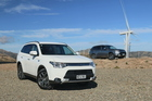 Mitsubishi's Outlander PHEV has taken the SUV successfully into hybrid territory.