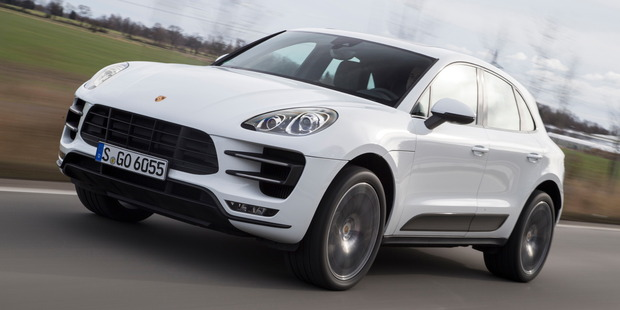 Porsche NZ says 80 Macan SUVs have been ordered already.