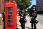 Metropolitan Police in London use Wynyard's crime-solving technology. Photo / Brett Phibbs