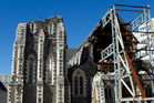 Christchurch Cathedral's potential for a rebuild was the subject of lengthy debates. Photo / Simon Baker