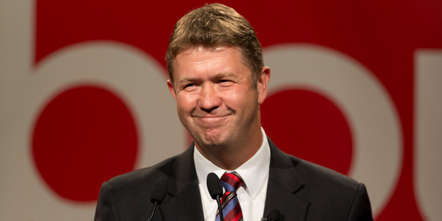 Labour Party leader David Cunliffe. Photo / Brett Phibbs