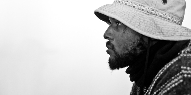 Rapper ScHoolboy Q who played in Auckland and Wellington last weekend.