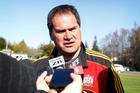 Chiefs coach Dave Rennie. Photo / APN