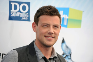 Glee star, Cory Monteith. Photo / AP