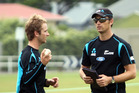 Kane Williamson has been reported for a suspected illegal bowling action during New Zealand's 10-wicket second test loss to the West Indies in Trinidad. Photo / Paul Taylor.