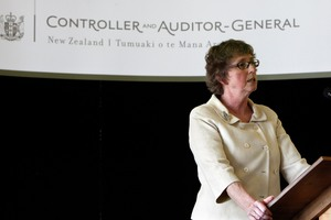 Auditor-General Lyn Provost said 'fundamental aspects of the change were not done well'. File photo / John Stone