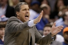 Washington Wizards coach Randy Wittman shows how it's done in the US.