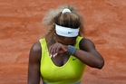 Serena Williams wants to make amends at Wimbledon. Photo / AP
