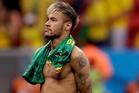Neymar isn't your typical Brazilian football god. Photo / AP
