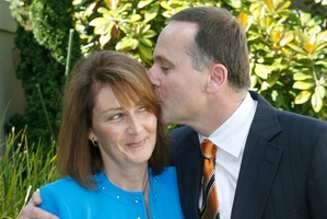 "The PM says he and wife Bronagh ""kicked the tyres"" in 2012 over whether they were committed to his continuing as the country's political leader. Photo / Glenn Jeffery"