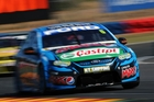 Mark Winterbottom came back from 10th on the grid with some superb driving in Darwin. Photo / Getty Images