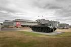 Professional thieves broke into Waiouru's National Army Museum in 2007 to grab 96 medals.