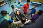 Preschool teacher Ann Makea  is adding financial literacy for parents to her coaching resume.  Photo / Greg Bowker
