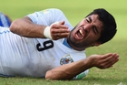 Luis Suarez. Photo / Getty Images