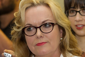 Justice Minister Judith Collins. File photo / NZ Herald