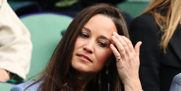 Pippa Middleton has found it's not all roses being related to the royals. Photo / Getty