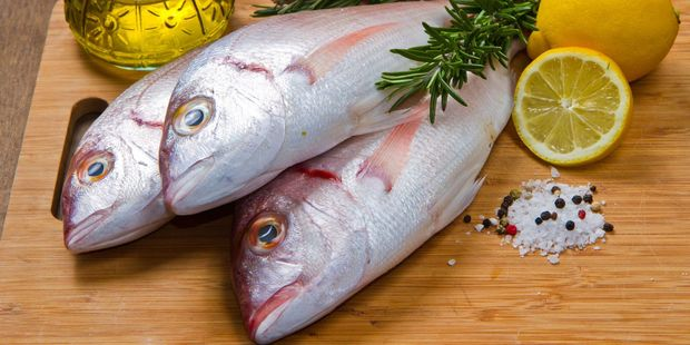 Before you feast on snapper for dinner spare a thought for where it came from. Photo / 123rf
